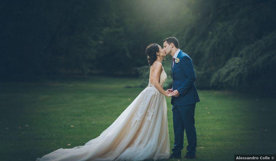 Il matrimonio di Jared e Helen a Lucca, Lucca