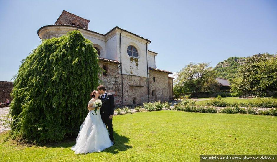 Il matrimonio di Luca e Rossella a Piossasco, Torino