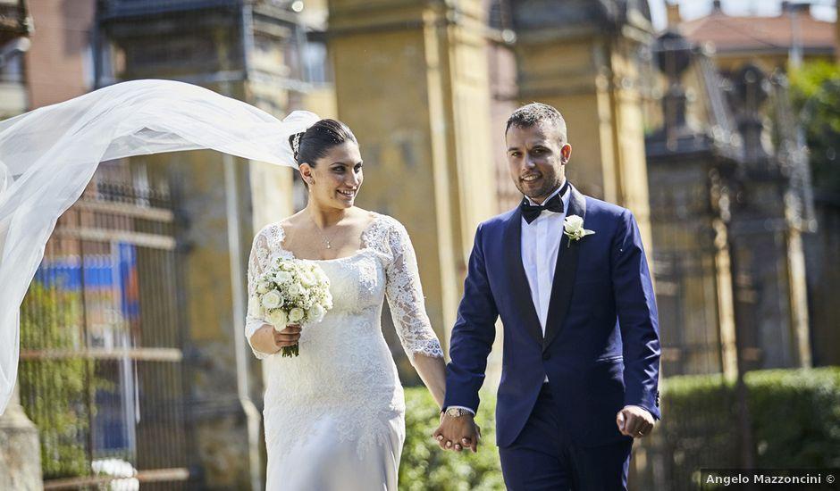 Il matrimonio di Salvatore e Gabriella a Bologna, Bologna