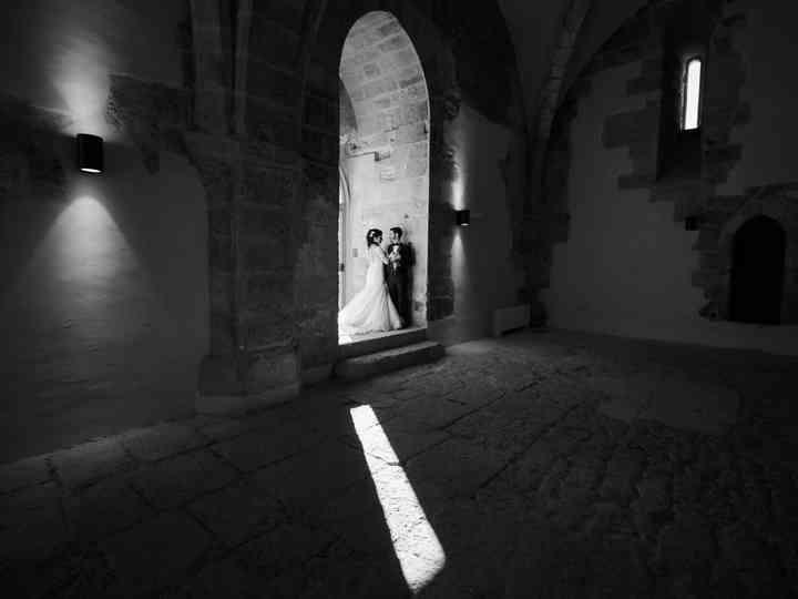 Le nozze di Teresa e Giuseppe