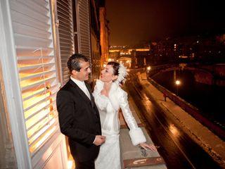 Le nozze di Enrica e Luigi
