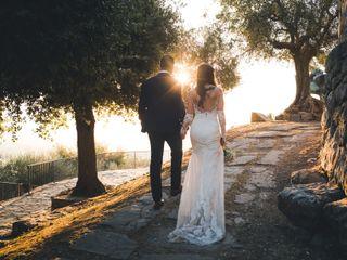 Le nozze di Charlotte e Mark