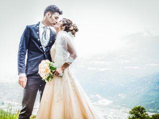 Le nozze di Vanessa e Simone