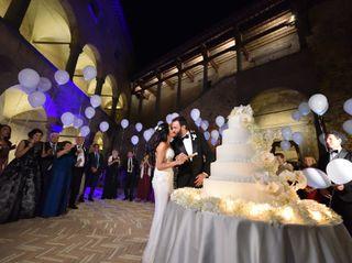 Le nozze di Gloria e Simone