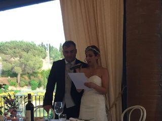 Le nozze di Fabrizio e jlenia  e Fabrizio  2