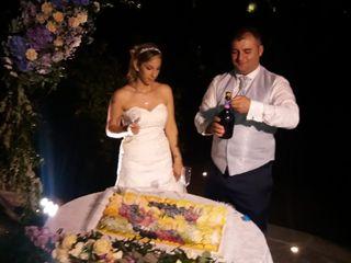Le nozze di Fabrizio e jlenia  e Fabrizio