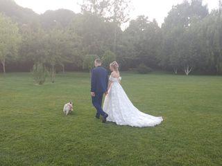 Le nozze di Elisabetta e Daniele