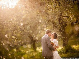 Le nozze di Sara e Andrew