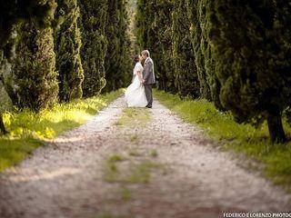 Le nozze di Sara e Andrew 1
