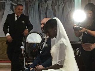 Le nozze di Precious e David 1