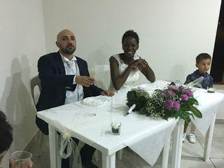 Le nozze di Precious e David 2