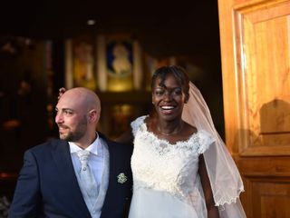 Le nozze di Precious e David