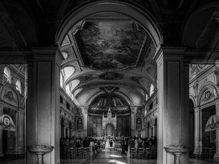Le nozze di Sarah e Domenico Umberto 1
