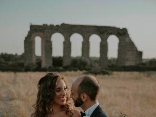 Le nozze di Sarah e Domenico Umberto