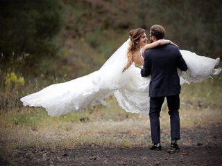 Le nozze di Angela e Gabriele