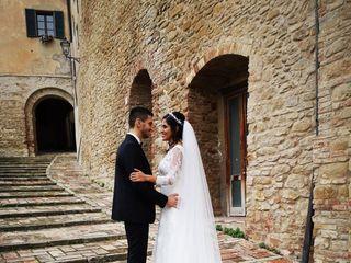 Le nozze di Estefany e Francesco 3