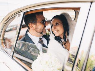 Le nozze di Carmen e Rodolfo