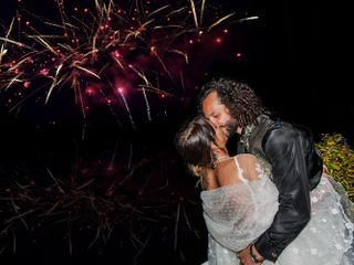 Le nozze di Eva e Manuele