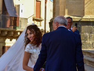 Le nozze di Stefania  e Alessandro  3
