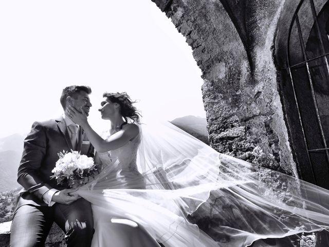 Il matrimonio di Gabriele e Francesca a Sondrio, Sondrio 11