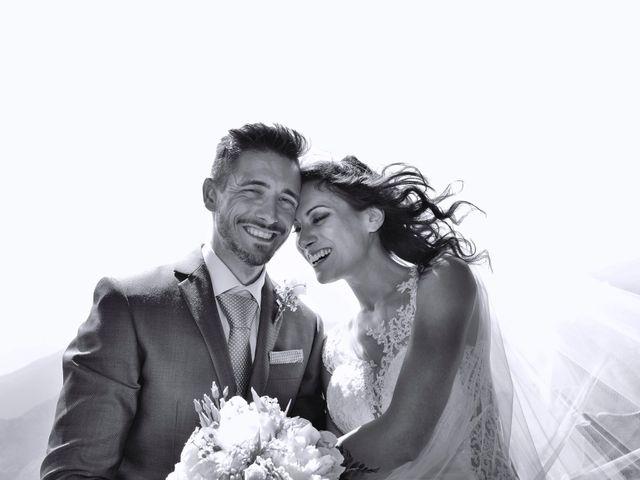 Il matrimonio di Gabriele e Francesca a Sondrio, Sondrio 12