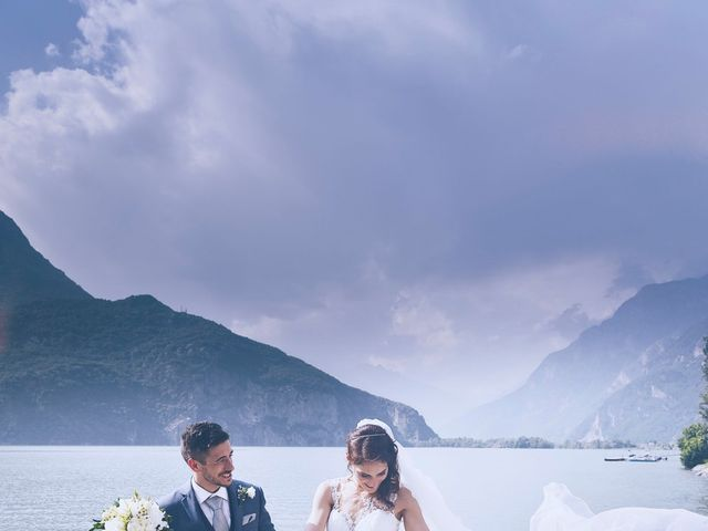 Il matrimonio di Gabriele e Francesca a Sondrio, Sondrio 20