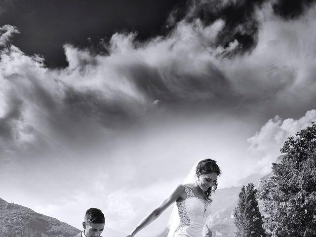 Il matrimonio di Gabriele e Francesca a Sondrio, Sondrio 21