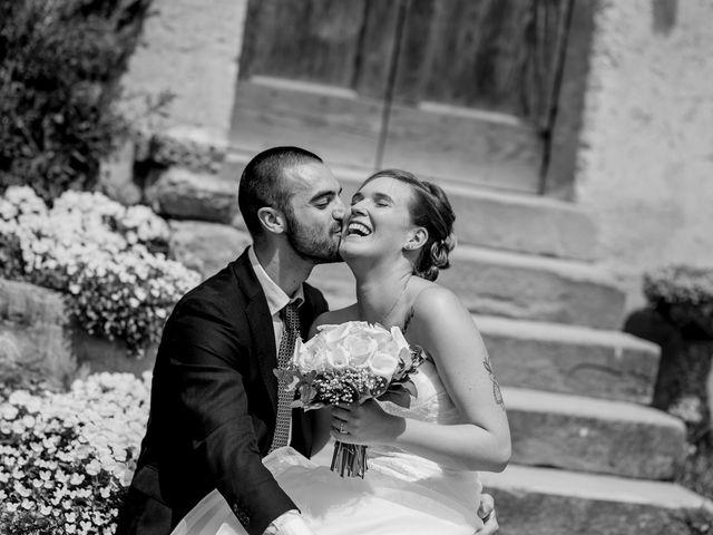 Le nozze di Francesca e Norman
