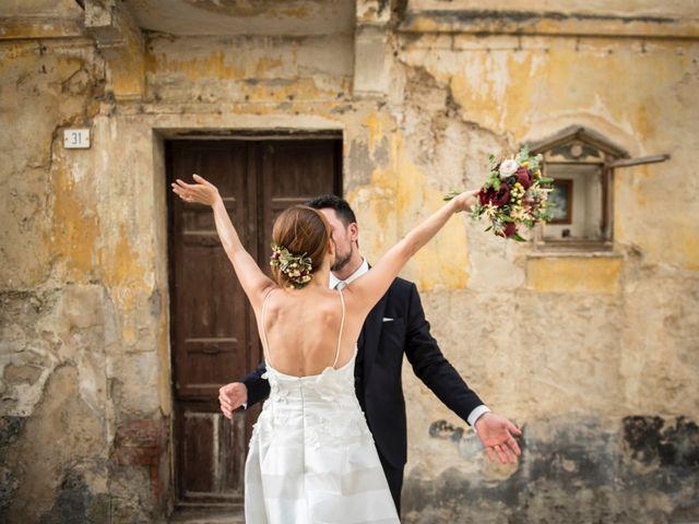 Le nozze di Vitalba e Angelo