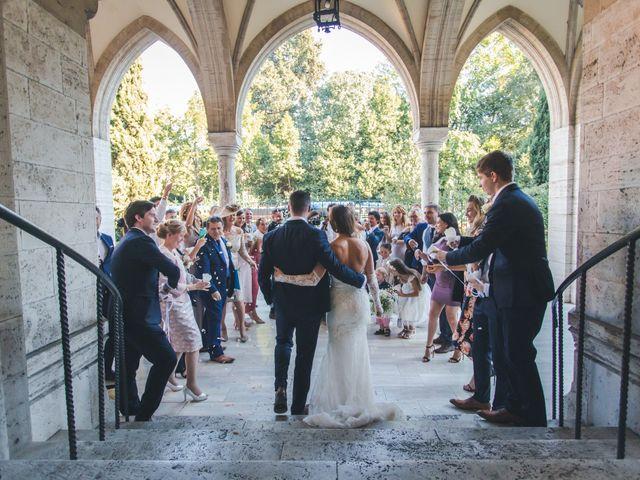 Il matrimonio di Mark e Charlotte a Fiesole, Firenze 20