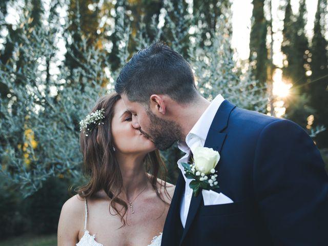 Il matrimonio di Mark e Charlotte a Fiesole, Firenze 22