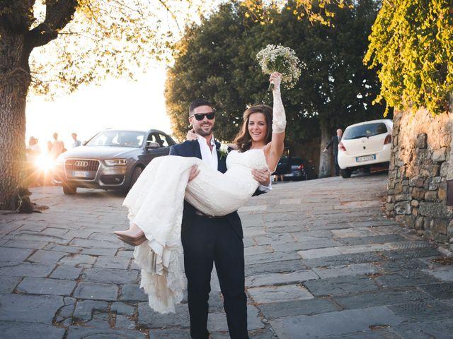 Il matrimonio di Mark e Charlotte a Fiesole, Firenze 23