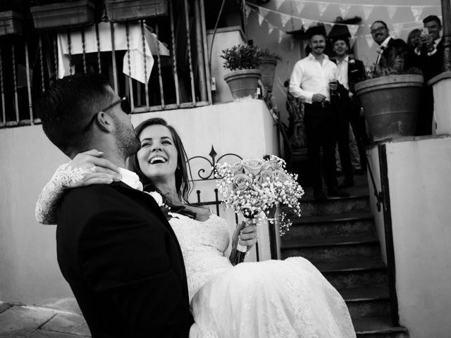 Il matrimonio di Mark e Charlotte a Fiesole, Firenze 24