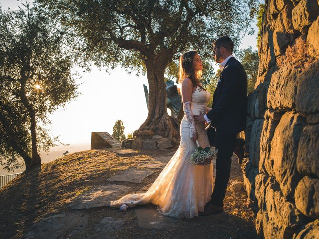 Il matrimonio di Mark e Charlotte a Fiesole, Firenze 25
