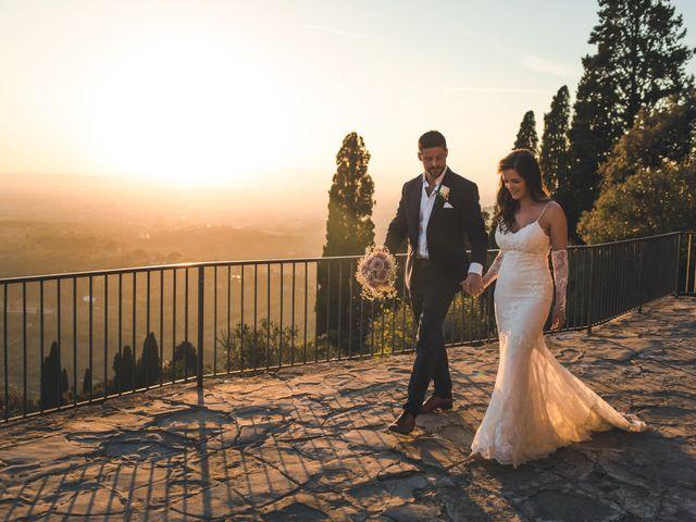 Il matrimonio di Mark e Charlotte a Fiesole, Firenze 28