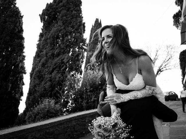 Il matrimonio di Mark e Charlotte a Fiesole, Firenze 29