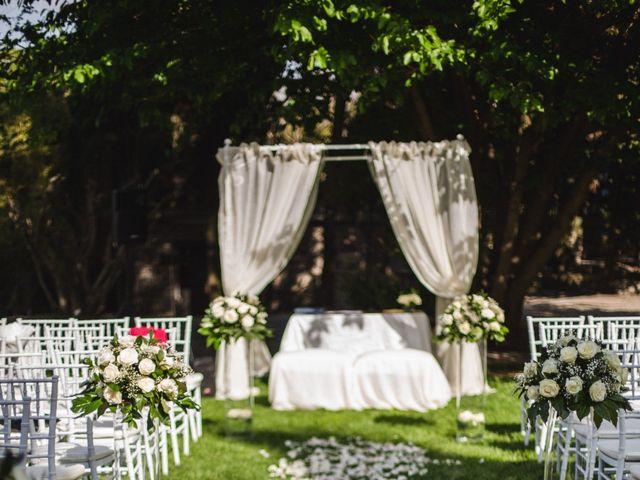Il matrimonio di Alessio e Margherita a Castel Gandolfo, Roma 4