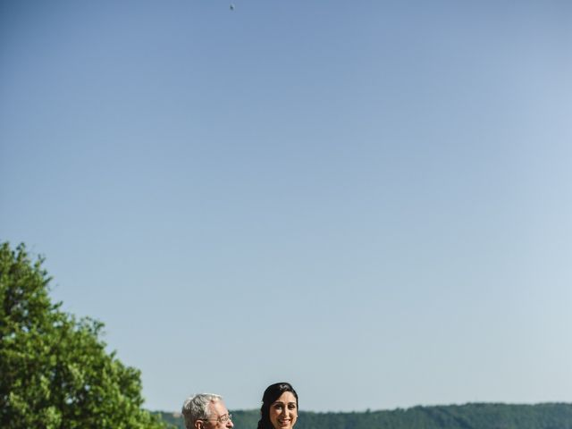 Il matrimonio di Alessio e Margherita a Castel Gandolfo, Roma 10