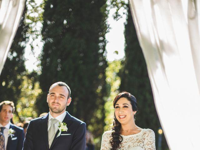 Il matrimonio di Alessio e Margherita a Castel Gandolfo, Roma 23