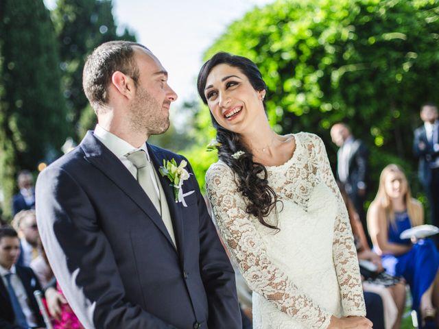 Il matrimonio di Alessio e Margherita a Castel Gandolfo, Roma 14