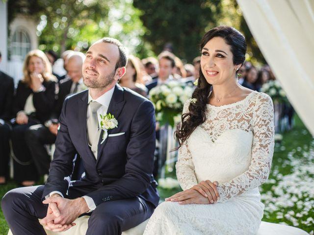 Il matrimonio di Alessio e Margherita a Castel Gandolfo, Roma 19