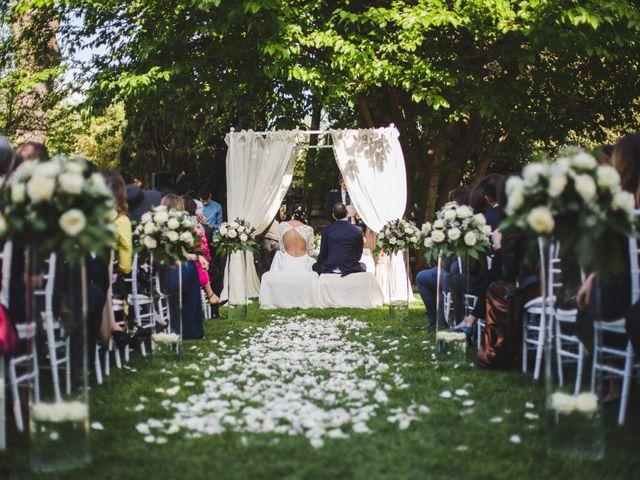 Il matrimonio di Alessio e Margherita a Castel Gandolfo, Roma 18