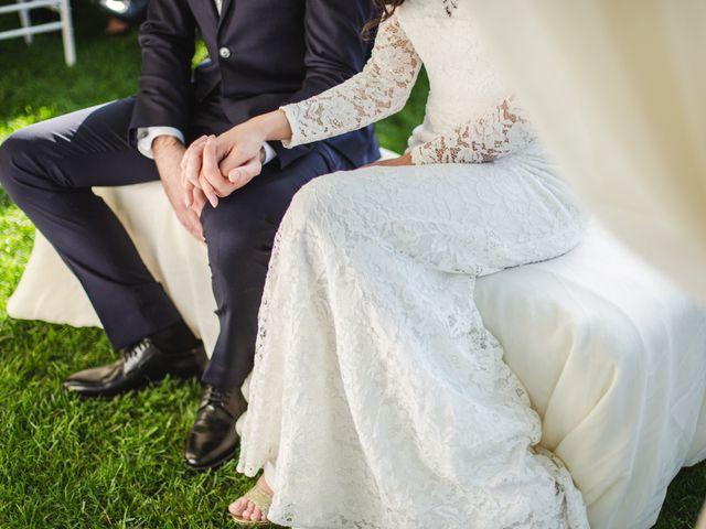 Il matrimonio di Alessio e Margherita a Castel Gandolfo, Roma 17