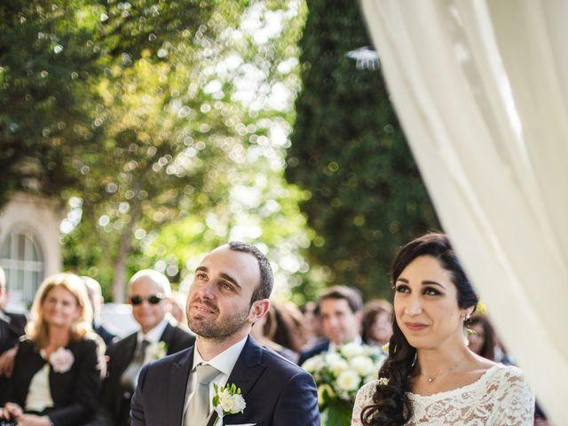 Il matrimonio di Alessio e Margherita a Castel Gandolfo, Roma 24