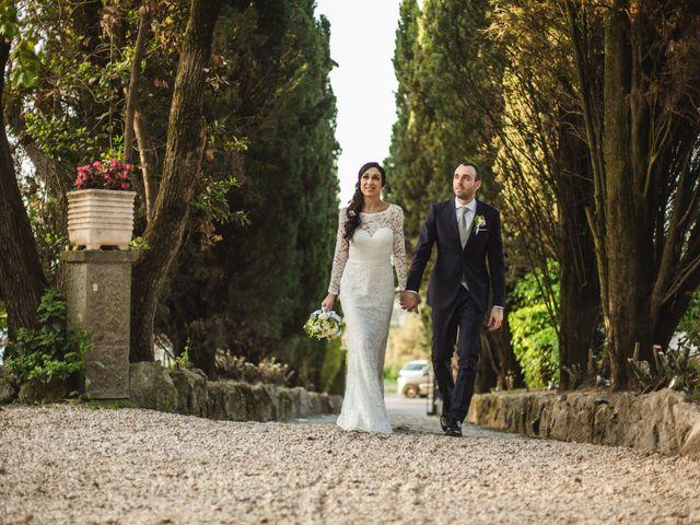 Il matrimonio di Alessio e Margherita a Castel Gandolfo, Roma 28