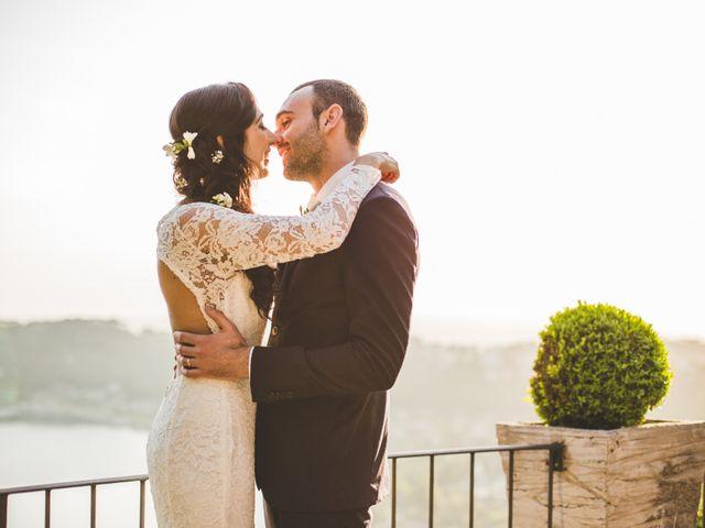 Il matrimonio di Alessio e Margherita a Castel Gandolfo, Roma 32