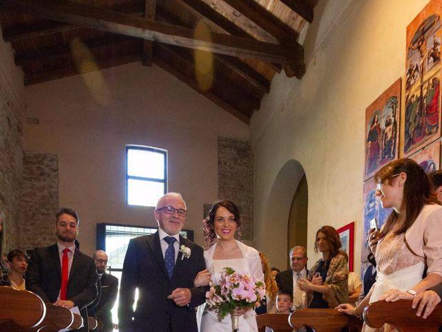 Il matrimonio di Massimo e Ilaria a Novara, Novara 12