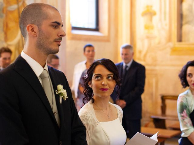 Il matrimonio di Massimo e Ilaria a Novara, Novara 14