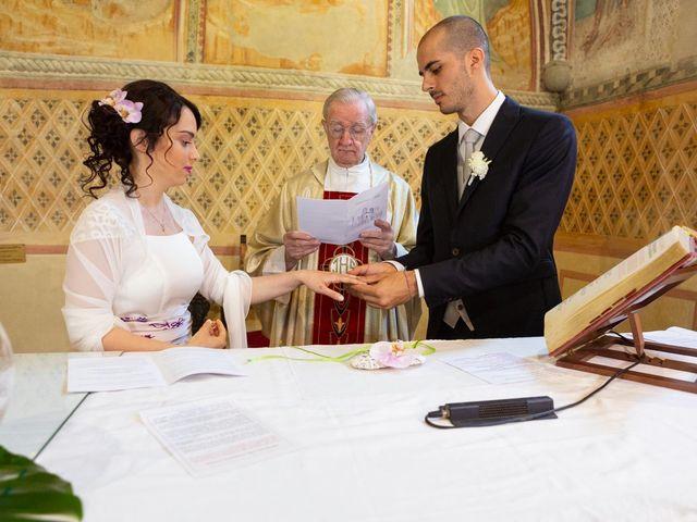 Il matrimonio di Massimo e Ilaria a Novara, Novara 15