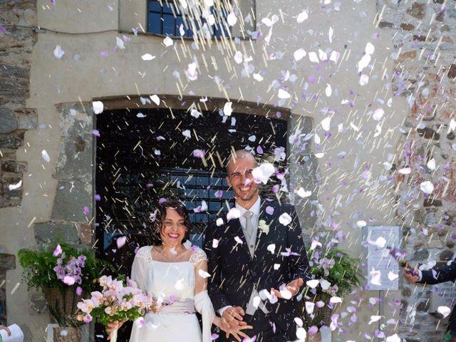 Il matrimonio di Massimo e Ilaria a Novara, Novara 16